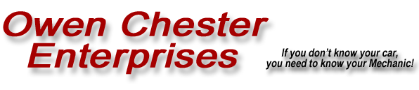Owen Chester Enterprises Inc